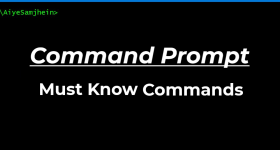 Windows 10 Tutorial #5 – Command Prompt (Part 2)