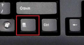 Windows Tips and Tricks #2- Right Click on Keyboard