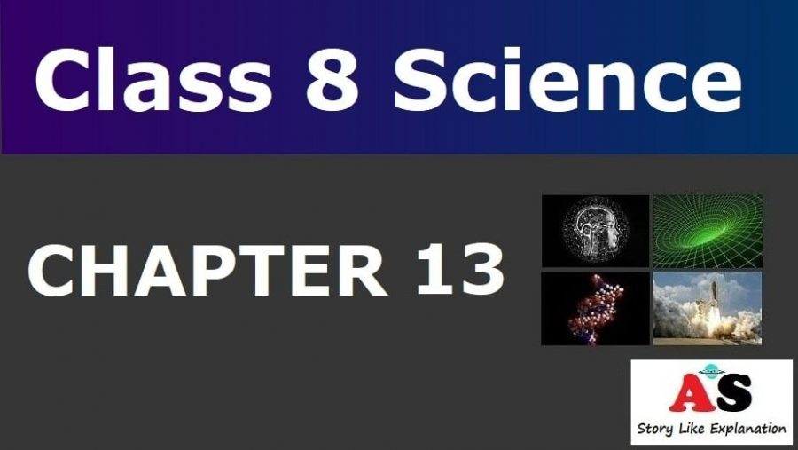 Class 8 Science Chapter 13