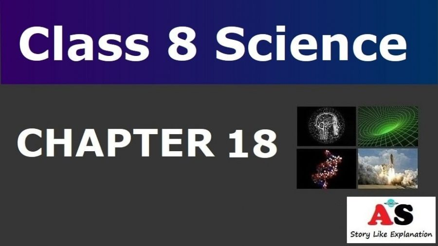 Class 8 Science Chapter 18