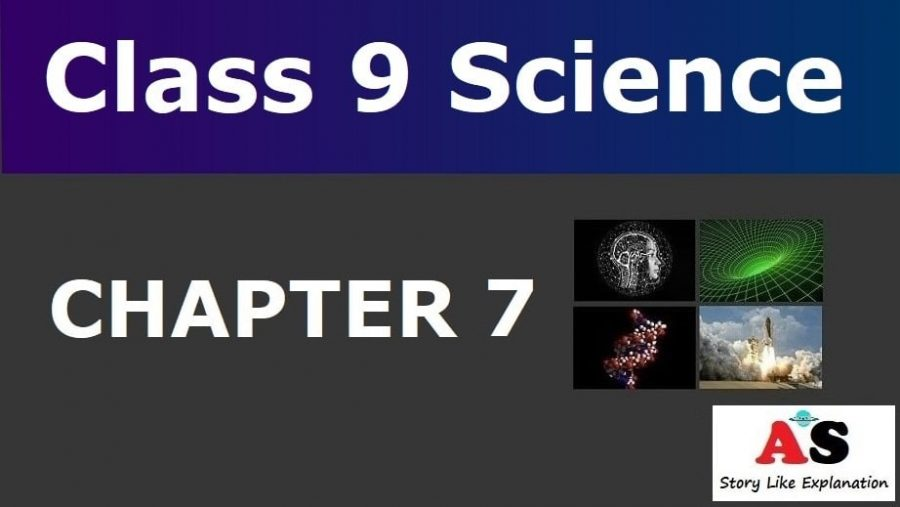 Class 9 Science Chapter 7