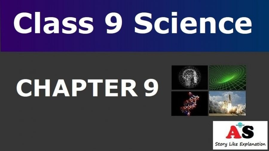 Class 9 Science Chapter 9